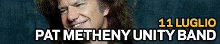 Banner pat metheny