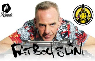Fatboy Slim a Sherwood 2016