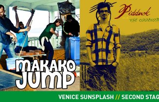 Makako Jump + Pidduck & The CoolTones