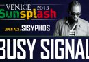 Busy Signal & Hi Voltage Band + Sisyphos