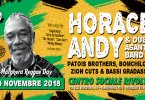 Horace Andy + Patois Brothers