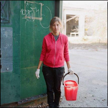 Marta Carraro, ex caserma Piave, Treviso