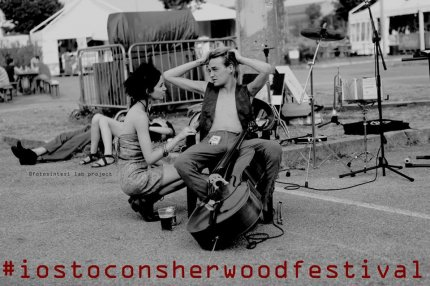 #iostoconsherwoodfestival - Fotosintesi lab project