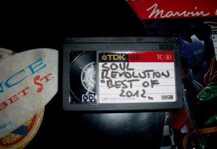 Soul revolution the best of 2012