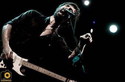Foto Marlene Kuntz live al Venice Sherwood Festival 2013