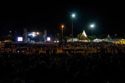 Prima serata-Parcheggio Stadio Euganeo-2012.06.15