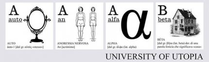 Logo Autoanalfabeta University of Utopia
