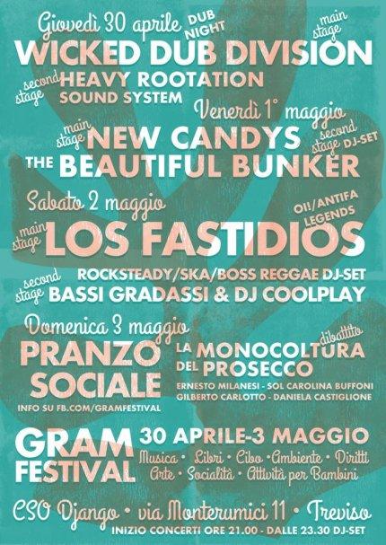 GRAM Festival 2015