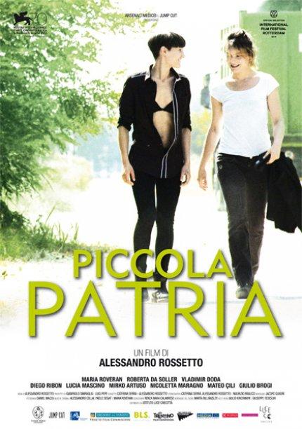Locandina del film Piccola patria di Alessandro Rossetto