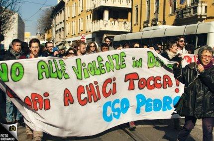 Foto manifestazione per Zeno