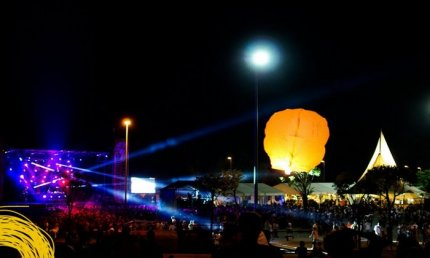 Sherwood Festival 2012