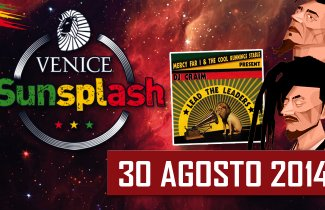 Italian Soundsplash: Africa Unite System of A Sound + Lead the Leaders