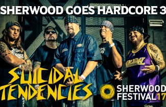 Suicidal Tendencies allo Sherwood 2017