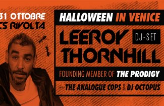 Halloween in Venice: The Prodigy DJ-Set by Leeroy Thornhill