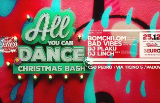 All You Can Dance | Christmas Bash