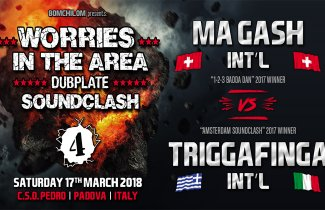 Worries In The Area 4: MaGash VS Triggafinga