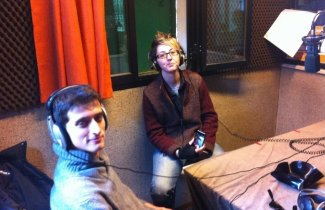 MSQ a Radio Sherwood: Paolo e Laura.