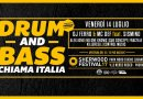 Drum And Bass Chiama Italia allo Sherwood 2017